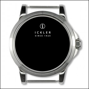 Case - Steel / coined edge bezel / polished - brushed / 40mm / Eta 2824