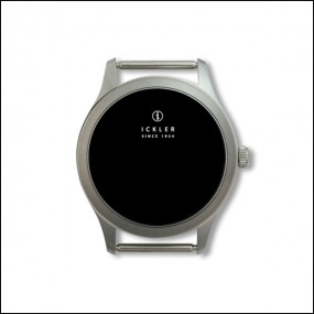 Case - Steel / polished + brushed / 32mm / Eta 2892