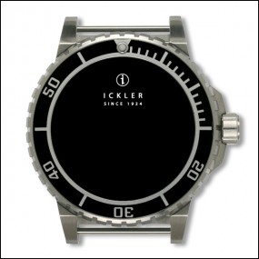 Divers - Case - Steel / brushed / 42mm / ETA 2824
