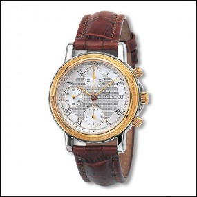 Chyros Chronograph / Two-tone / Automatic
