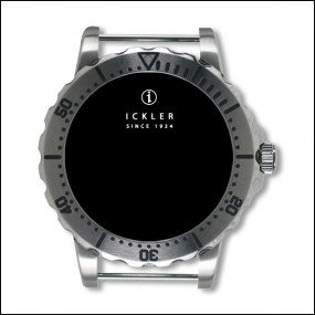 Divers - Case - Steel / polished + brushed / 39,5mm / ETA 2824