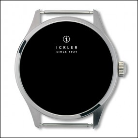 CURRENTLY NOT AVAILABLE! Case - Steel / polished + brushed / 39mm / Eta 2824