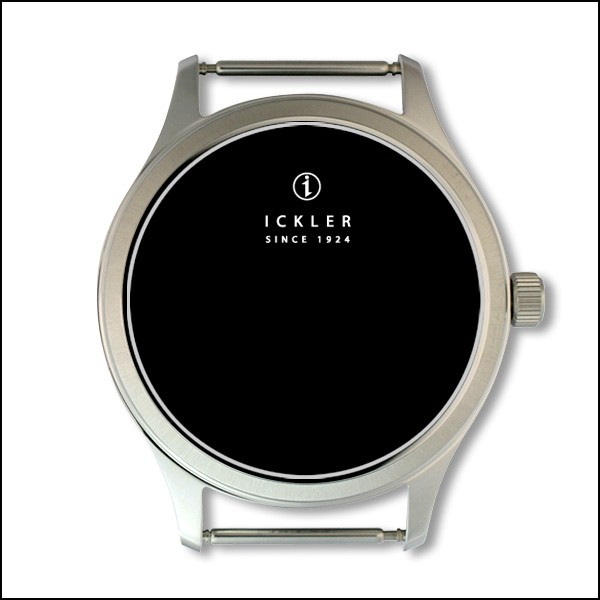 Case - Steel / polished + brushed / 37mm / Eta 2892 | CURRENTLY SOLD OUT