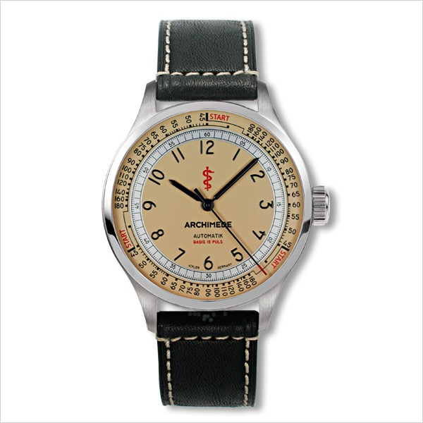 ARCHIMEDE SportPuls - Doctors Watch